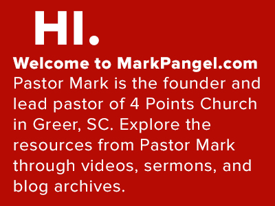 Welcome to MarkPangel.com