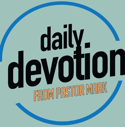 Daily Devotion – September 28